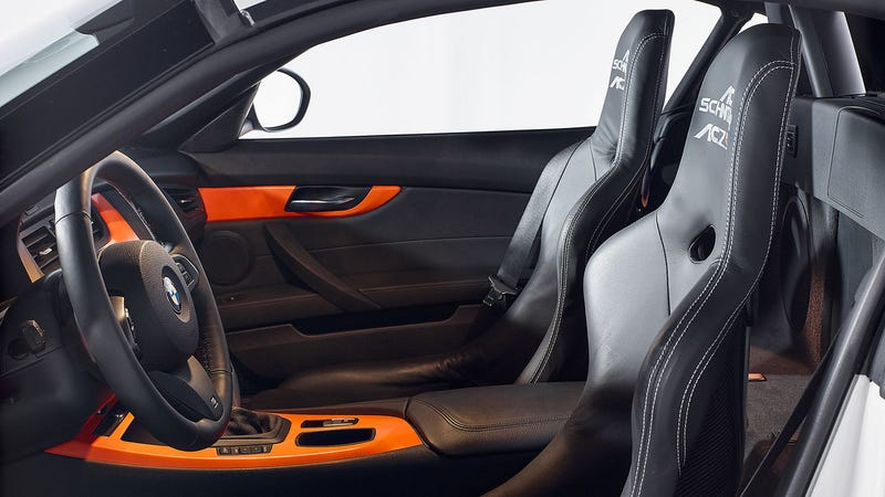 You Didnt Realize You Needed A TripleTurbo Diesel BMW Z4 Until Now