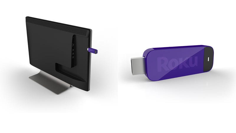 Illustration for article titled Roku's New Streaming Stick Costs $100