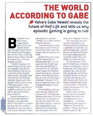 Illustration for article titled Kotaku Gallery: Half-Life 2: Episode Three
