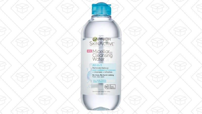 Garnier SkinActive Micellar Cleansing Water, $6 with 15% off coupon