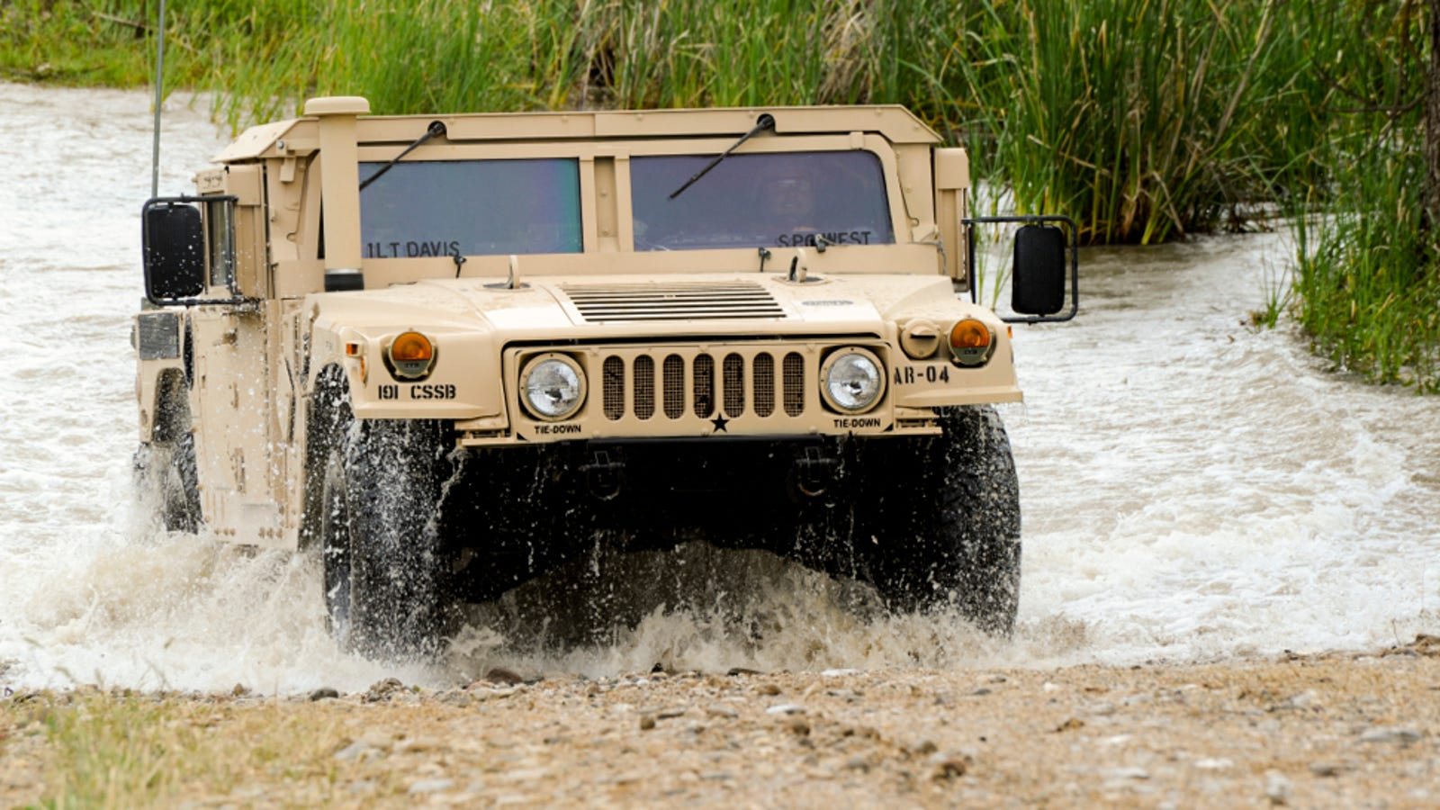 American Military Hummer: description, specifications, reviews 21