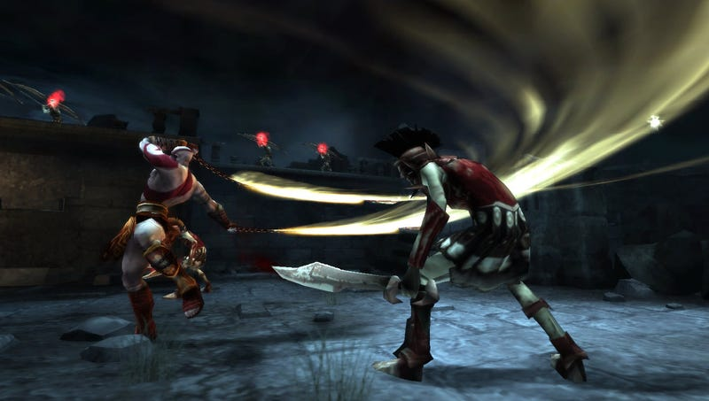 Review: God of War: Ghost of Sparta