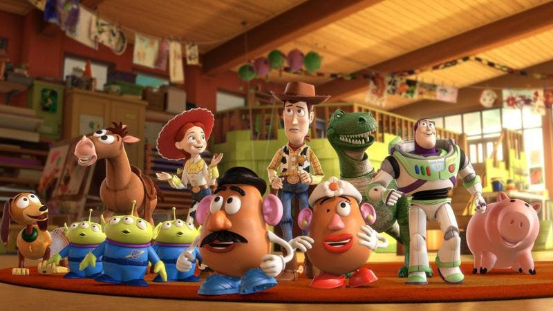Illustration for article titled Rashida Jones (and her writing partner) will script Toy Story 4