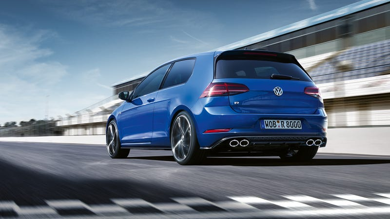 Illustration for article titled Golf R Downhill And Build Update