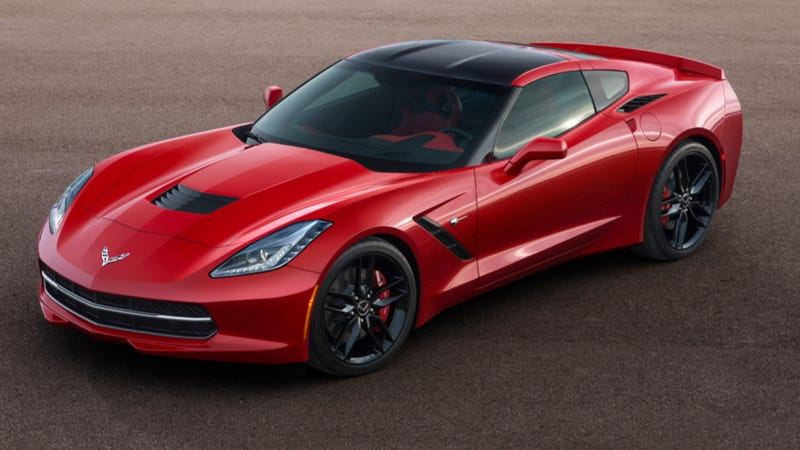 Illustration for article titled Why Your Local Chevy Dealer Might Not Have The Corvette Stingray