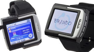 Illustration for article titled Brando MP4 Watch II Is Movie Player, Voice Recorder, Personal Shield