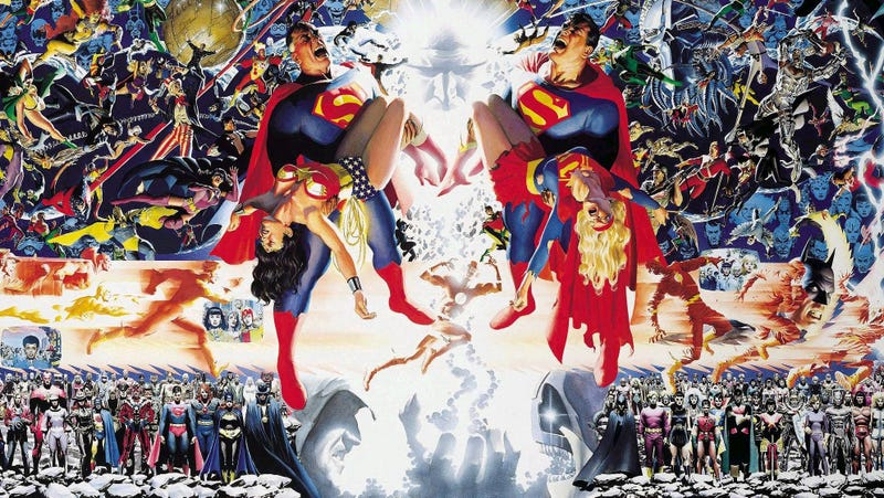 Illustration for article titled DC Comics Says Rebirth Won't Be Just Another Reboot [UPDATE]