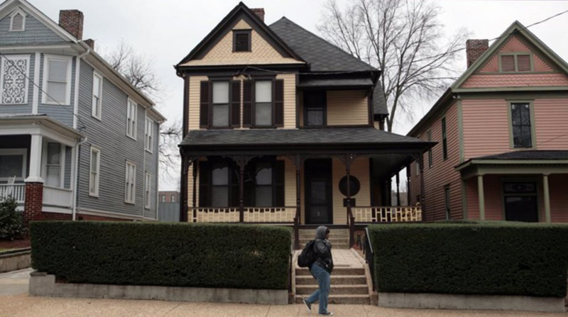 Childhood Home Of Martin Luther King Jr Sold To National Park Service