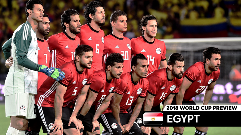 Illustration for article titled Egypt Are A One-Man Team, Which Is Fine If That One Man Is Mohamed Salah