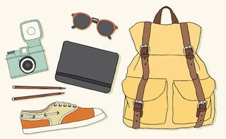 Illustration for article titled Super Light Packing for the Broke-Ass Traveler