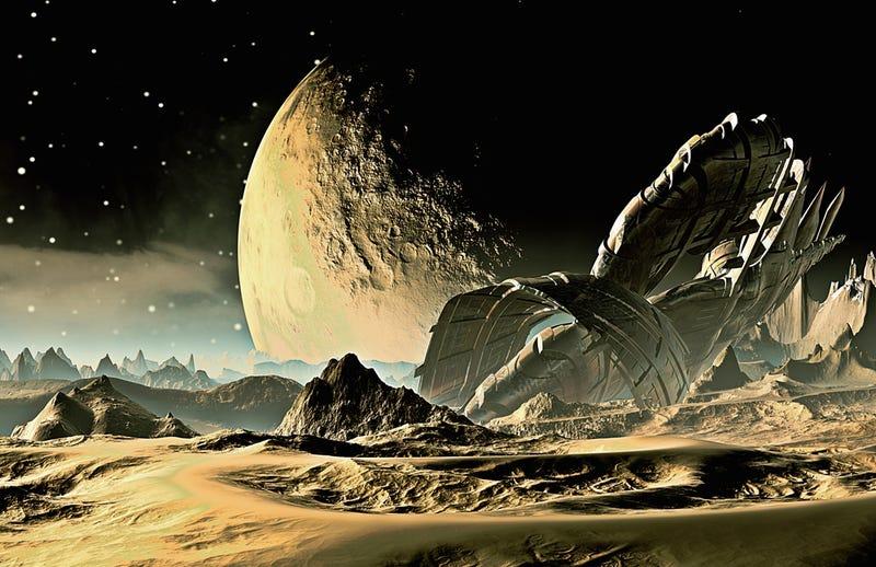 Illustration for article titled Tres joyas olvidadas de la ciencia-ficción que deberías leer