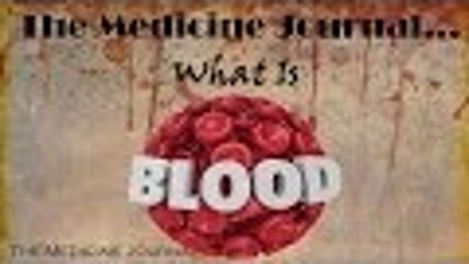How Blood Works