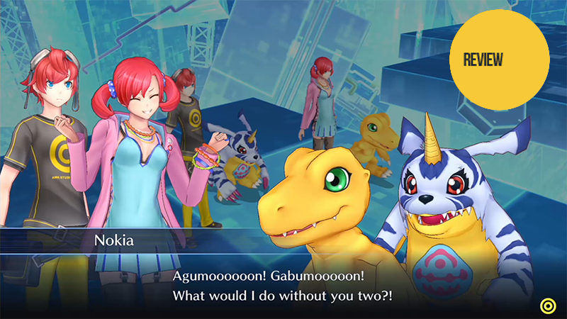 Illustration for article titled Digimon Story: Cyber Sleuth: The Kotaku Review