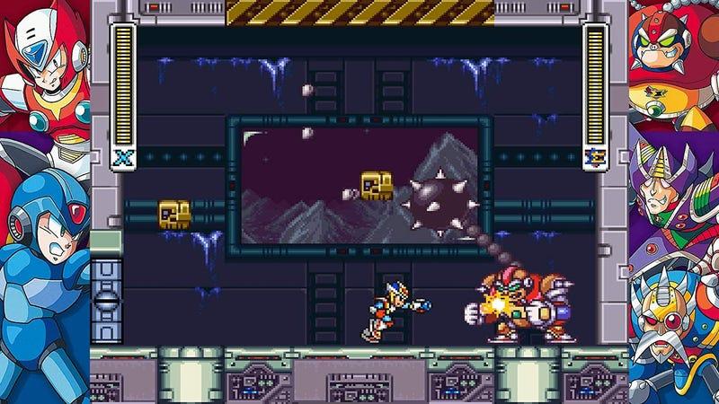 Mega Man X Legacy Collection 1 + 2 | $30 | Amazon | PS4, Xbox One y SwitchImagen: Amazon