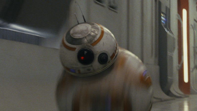 BB-8, don't run away from your feelings!