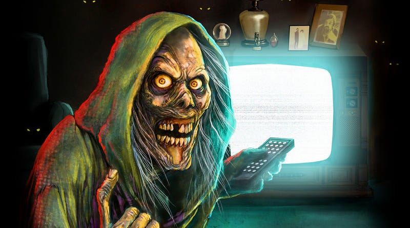 Illustration for article titled Creepshow comes home for an exclusive poster reveal