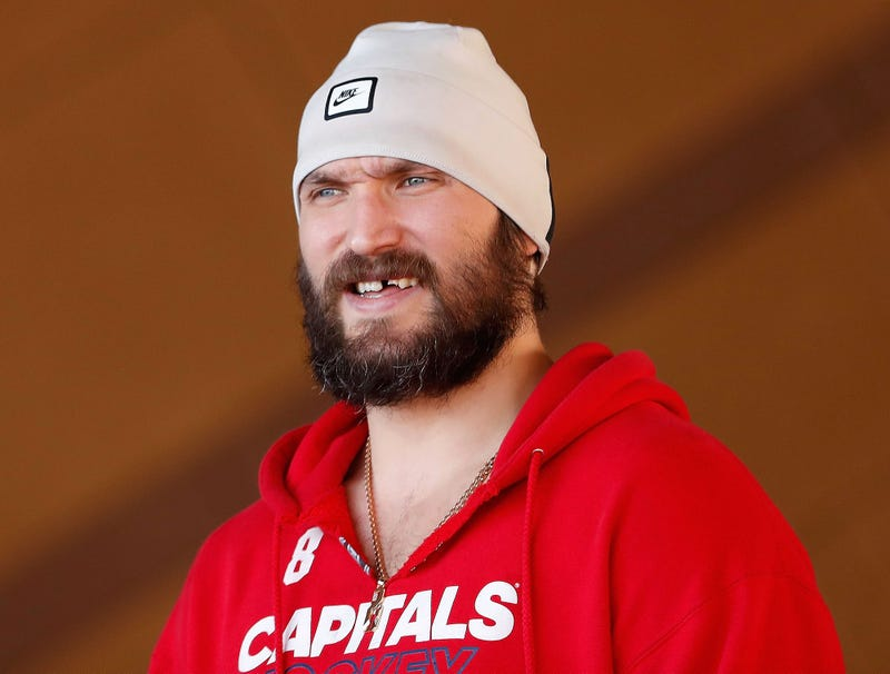 Illustration for article titled Alexander Ovechkin Thrilled To Learn He Won Stanley Cup Last Year