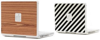 Illustration for article titled Iamhuman Gives Your MacBook Wood