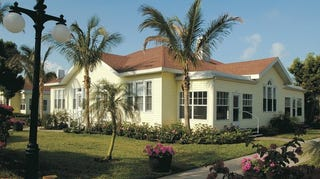 Illustration for article titled The Gasparilla Inn in Boca Grande.