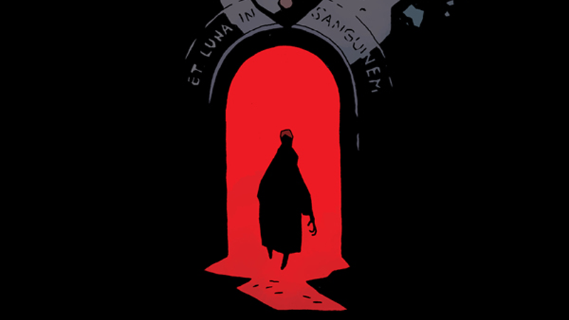 Mike Mignola Is Returning To Comics With An All New Vampire Tale