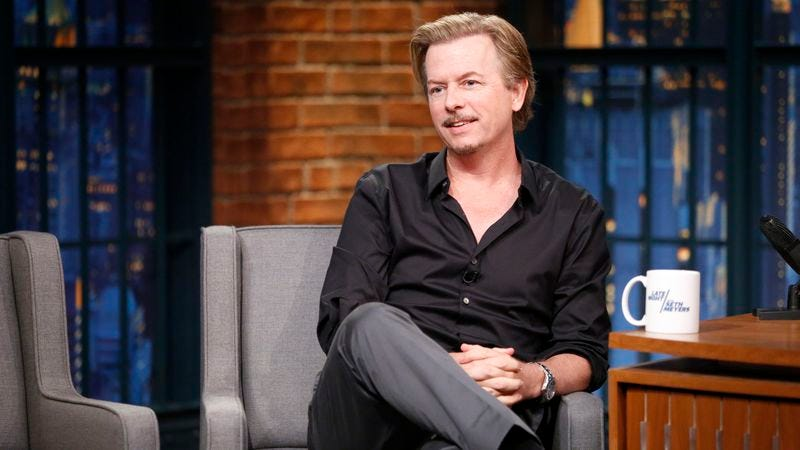 Illustration for article titled David Spade to be unfunny on purpose in independent drama