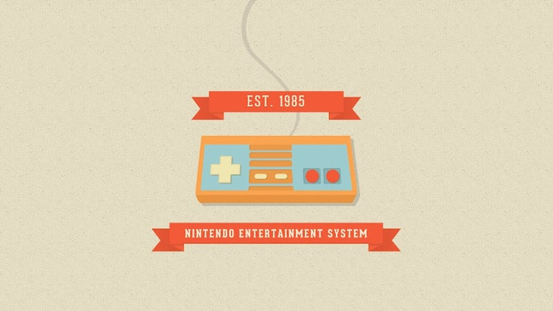 Illustration for article titled Let's Remember A More Colorful Nintendo