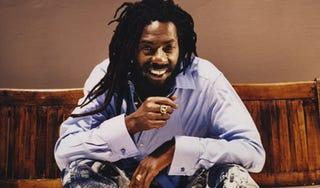 Reggae star Buju Banton