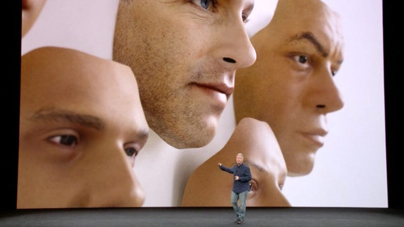 How Apple's New Face ID Works