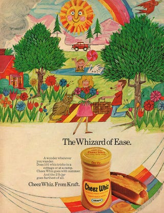 Illustration for article titled Cheez Whiz
