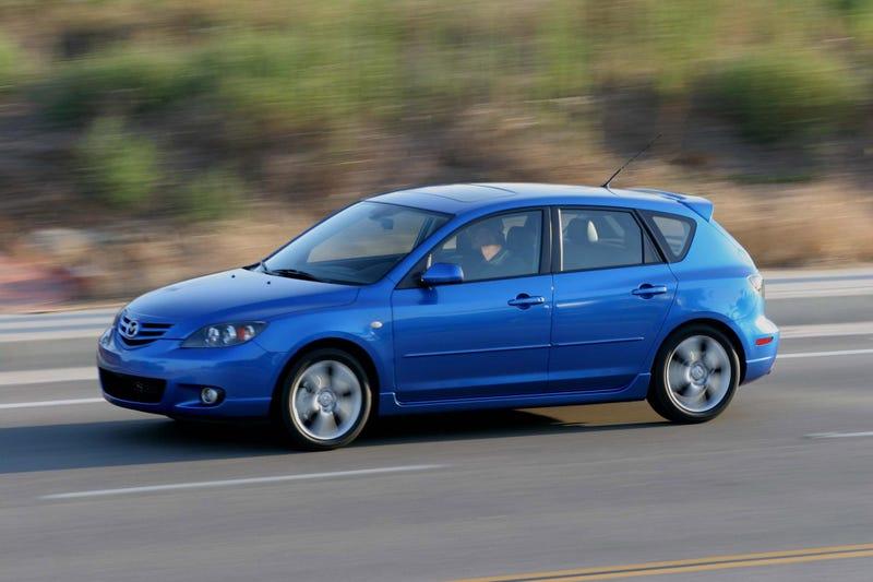 Illustration for article titled Oppopinion: NA 1st-gen Mazda3