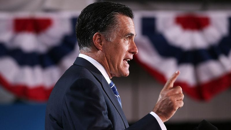 Illustration for article titled Romney Promises Any Pennsylvanian Who Votes For Him Can Have Ann Romney For One Hour