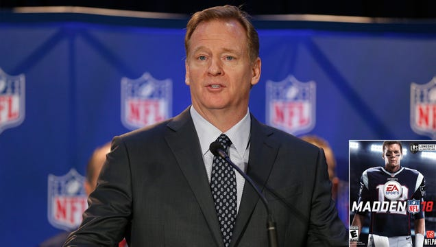 NFL Sues EA To End Production Of Unlicensed 'Madden' Video Games