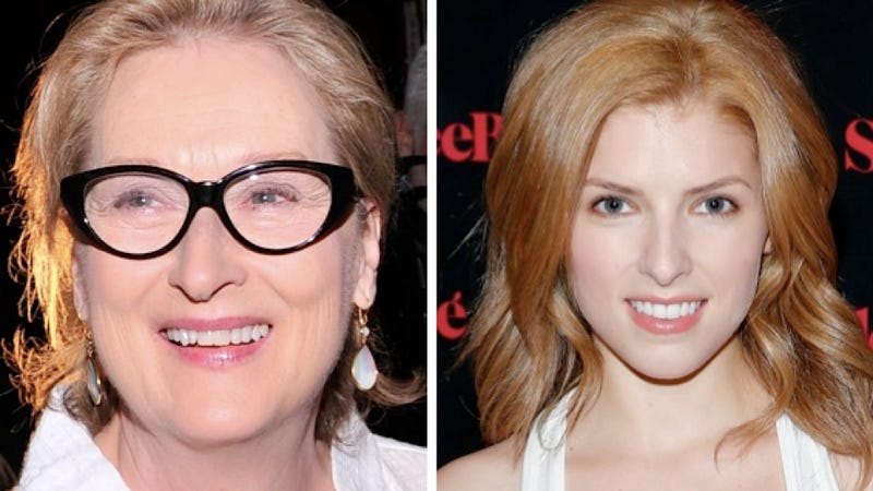Illustration for article titled Anna Kendrick and Meryl Streep May Star in the Into the Woods Movie