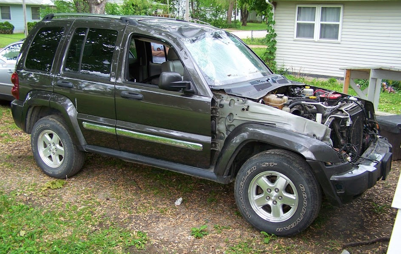 ... And Two Diesel Jeep Comanches (which Weu0027ve Featured Here Before )u2014got  His Hands On A Wrecked 2005 Jeep Liberty CRD A Few Years Ago, And Ever  Since, ...