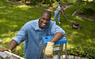 If you like getting your hands dirty, this job may be for you. (Comstock Images)