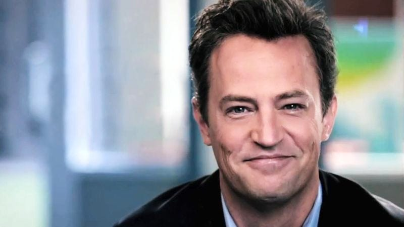 Illustration for article titled NBC Honors 9/11 Anniversary By Releasing New Matthew Perry Sitcom