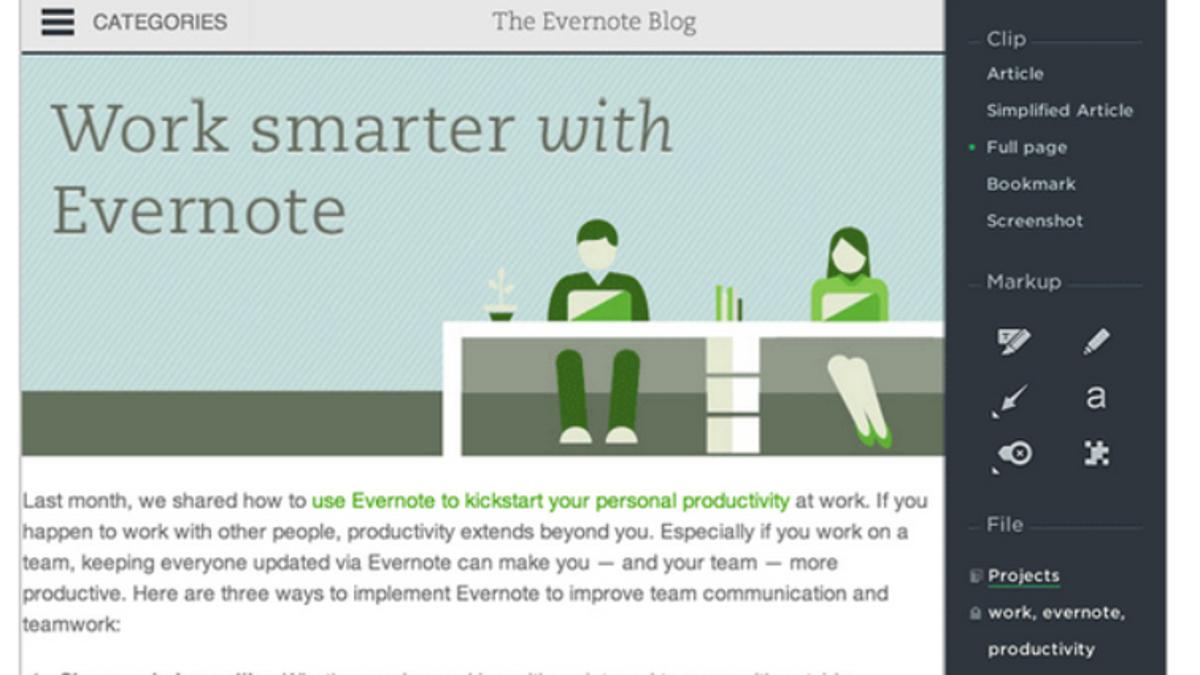 Lifehacker Faceoff: OneNote vs  Evernote