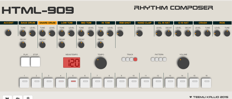 Illustration for article titled Do Not Start Playing This HTML5 Drum Machine If You Have Anything to Accomplish Today