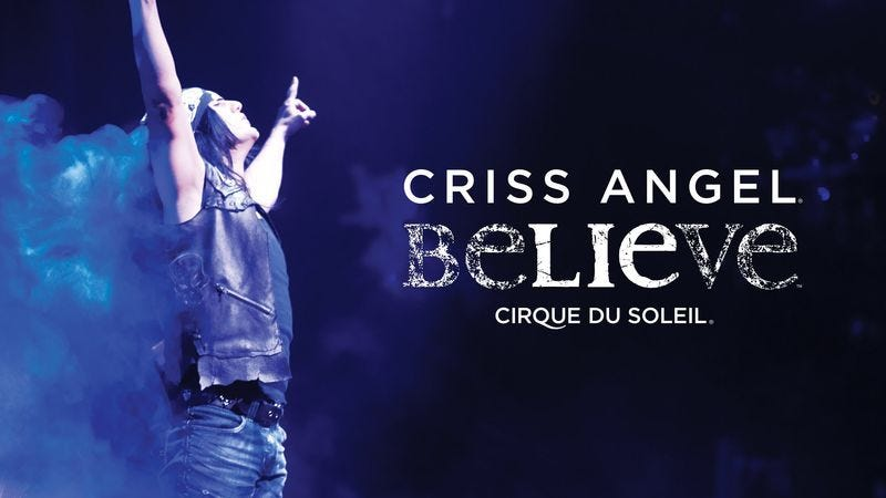 Illustration for article titled Read This: How Criss Angel became the $70 million king of Las Vegas