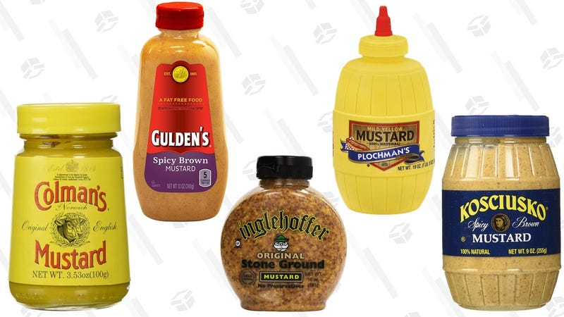 Illustration for article titled The Five Best Mustards, According to Our Readers