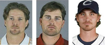 Illustration for article titled Indians Minor Leaguers Arrested For Beating Up Bouncer