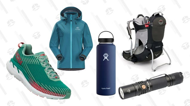 REI s Past Season Style Sale Can Save Adventurers Up to 50% on Gear