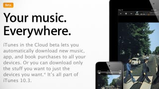 Illustration for article titled Remains of the Day: iCloud Brings Music DRM Back to iTunes