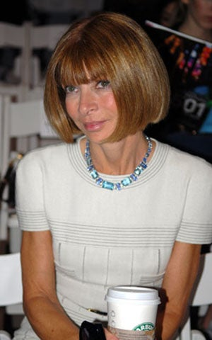 Illustration for article titled Anna Wintour Is Worried About The Models