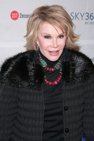 Illustration for article titled Joan Rivers: Mere Mortal Or Creation Of Madame Tussaud?