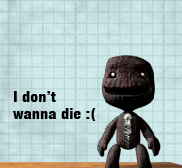 Illustration for article titled LittleBigPlanet: To Wipe, Or Not To Wipe