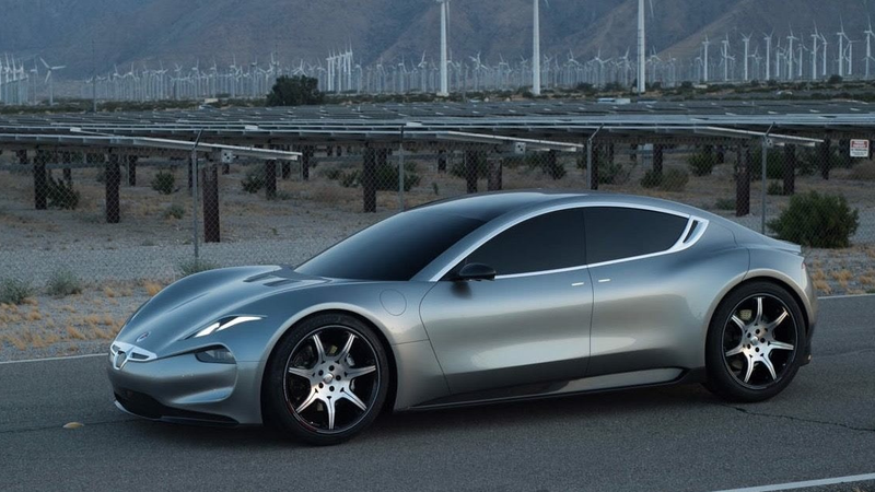 The 2019 Fisker Emotion Looks Like An Alien Version Of A