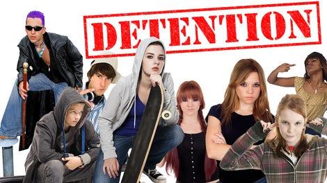Causes teenage rebellion essay