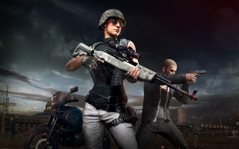 Illustration for article titled Battlegrounds Developers Accidentally Add Cameltoes, Remove Them