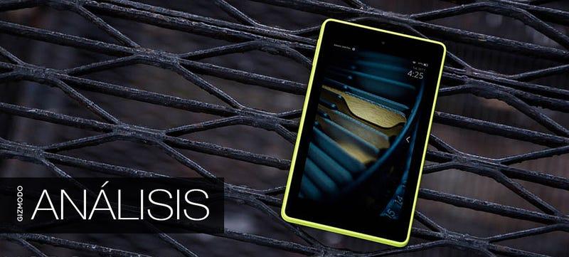 Amazon Fire HD 6, análisis: una tableta de 100€/$ que sí merece la pena